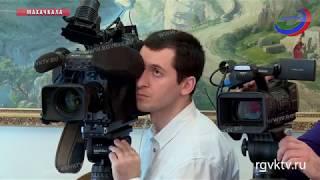 Встреча Владимира Васильева с представителями СМИ Дагестана. Подробности