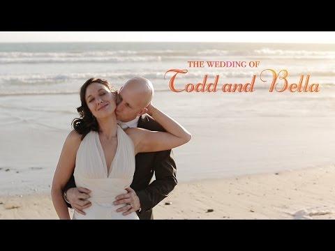 Bella + Todd Wedding Highlights Film at Malibu West Beach Club