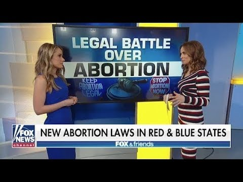 Breaking down the pro life and pro abortion laws