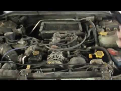 Так стучат моторы на Subaru