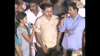 GUNTUR NIDAMARRU MEETING YS JAGAN WITH FORMERS