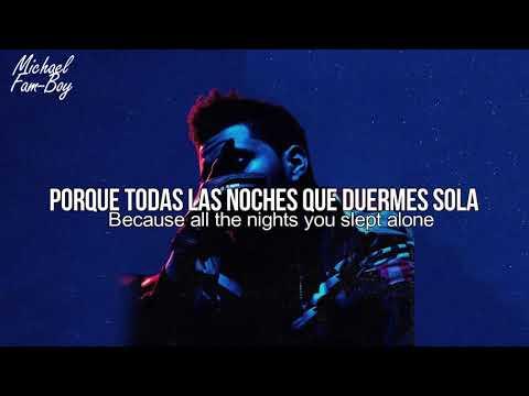 The Weeknd - Hurt You Subtitulada En Español-Ingles