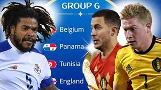 Belgium vs Panama Prediction | 2018 FIFA World Cup Match Previews