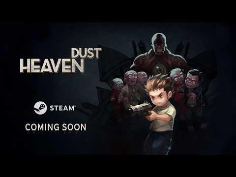 Heaven Dust Steam Trailer