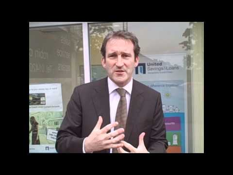 Damian Hinds MP ICUD 2010