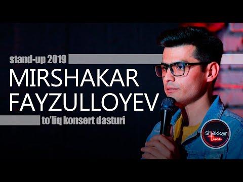 Mirshakar Fayzulloyev 2019