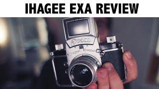 Shoot Film: Ihagee Exa + Tri-x 400