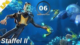 Subnautica deutsch [S02][06] Überschwemmung in der Basis [gameplay german]