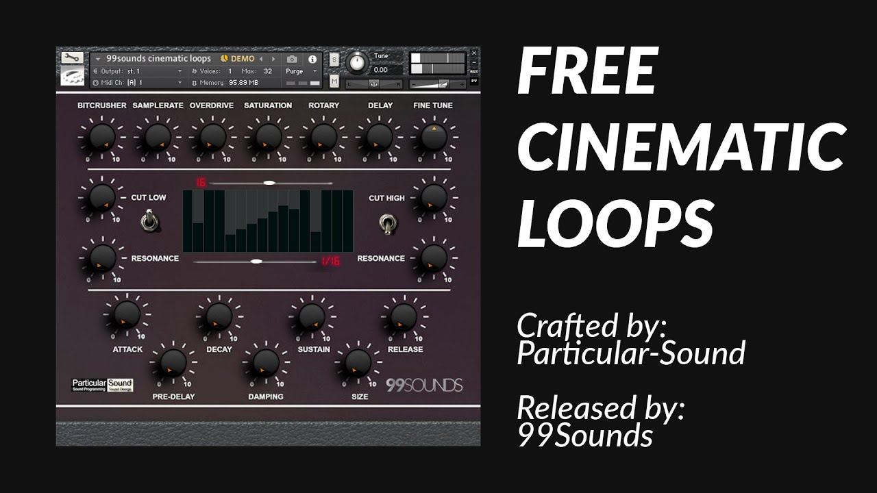 Cinematic Loops - 99Sounds