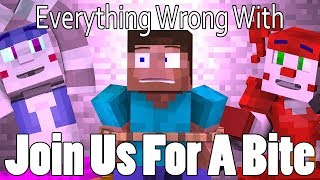 Everything Wrong With Join Us For A Bite In 8 Minutes Or Less