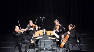 Quarteto Carlos Gomes - Fuga y misterio, de Astor Piazzolla