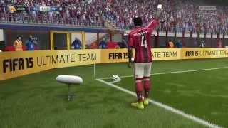 Fifa 15: AC Milan - Inter (Gameplay) HD (italian commentary)