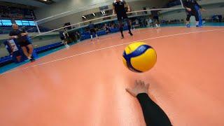 Волейбол от первого лица   Либеро   Volleyball First Person Libero