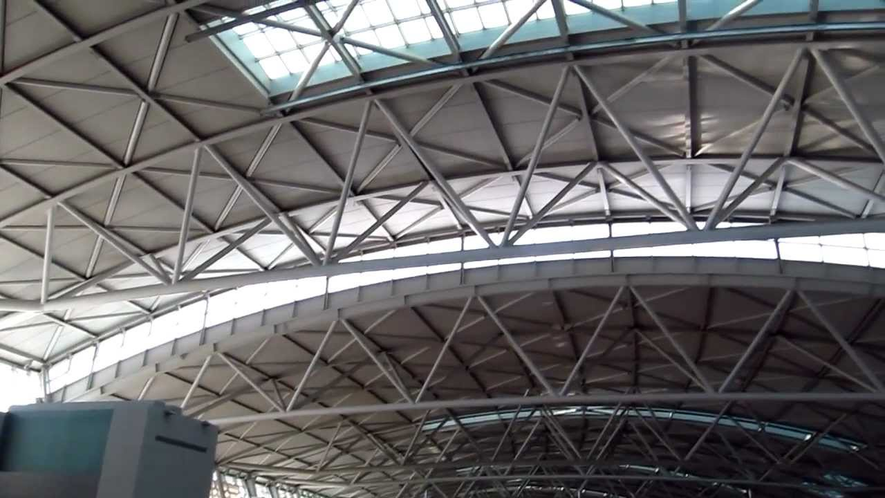 Inside The Departures Terminal At Incheon International Airport (ICN ...