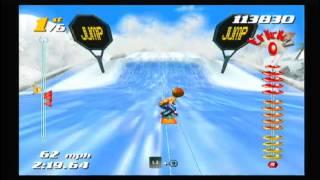 SSX Tricky Eddie Garabaldi gameplay