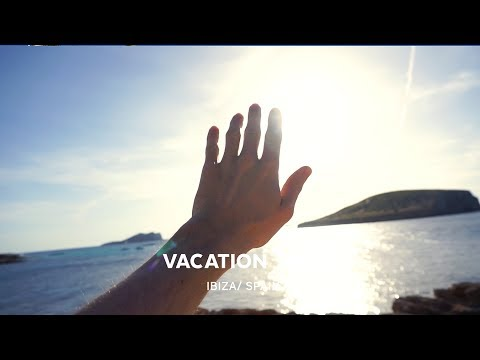 OFF TO IBIZA SPAIN -  Travel VLOG 3.2, lunch at the beach, shopping and a jazz night out