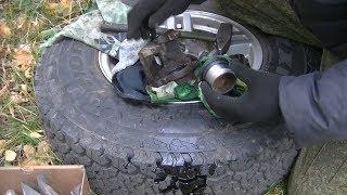 как поменять пыльник на суппорте ГАЗ (18)
