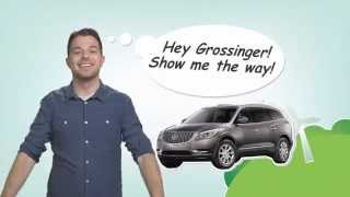 Hey Grossinger! Show me the Way to a new Buick and GMC!