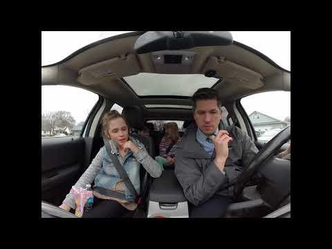 Sarnia Sings Vol 1 Kids take over carpool Karaoke