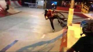 BMX Bunny Hop Backflip