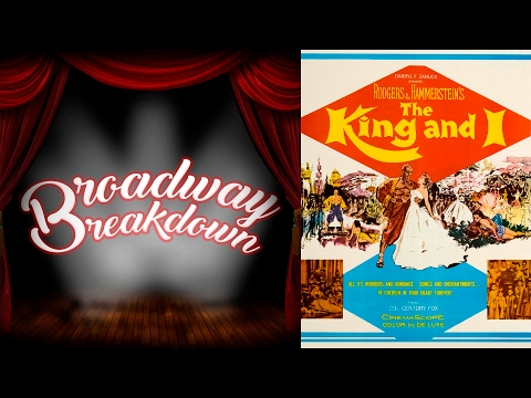 The King and I Movie Discussion - Broadway Breakdown