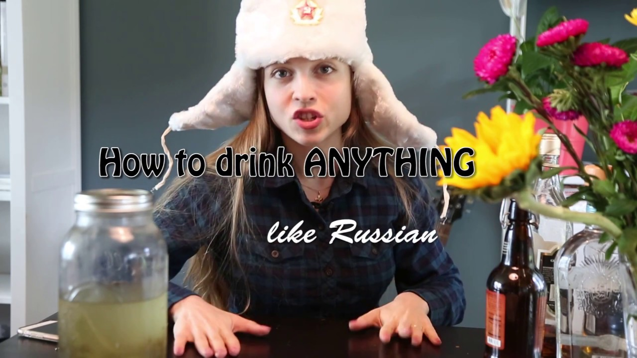 How To Drink Vodka Like A Russian Youtube