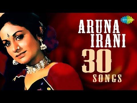 Top 30 Songs of Aruna Irani | अरुणा ईरानी के टॉप 30 गाने  | HD Songs | One Stop Jukebox