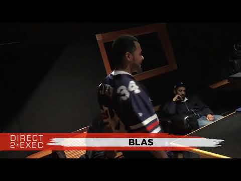 BLAS Performs at Direct 2 Exec Los Angeles 3/4/18 - Dreamville Records