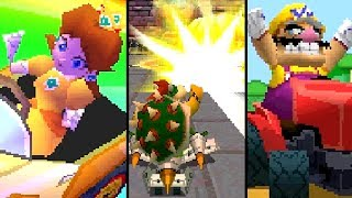 Mario Kart DS TOP 10 CHEATS (DS)