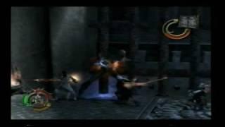 FORGOTTEN REALMS DEMON STONE (PS2)  - Drizzt Do