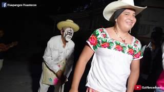 La Danza de los Cuanegros en las calles de Ixcatepec, Ver. (Xantolo)