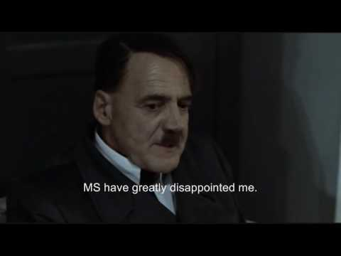 Hitler is informed he has been banned from Xbox Live