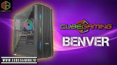 Review Cube Gaming Carvia Youtube
