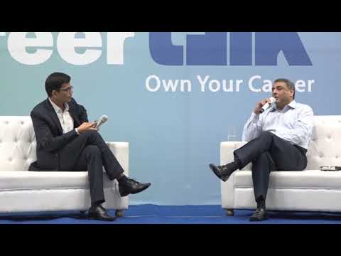 Tata Steel | Career Talk with Mr T V Narendran, CEO & MD