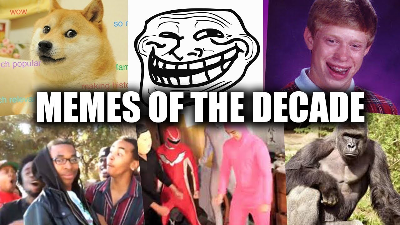 12 Best Memes This Decade Factory Memes