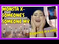 MONSTA X- SOMEONE'S SOMEONE MV *REACTION*