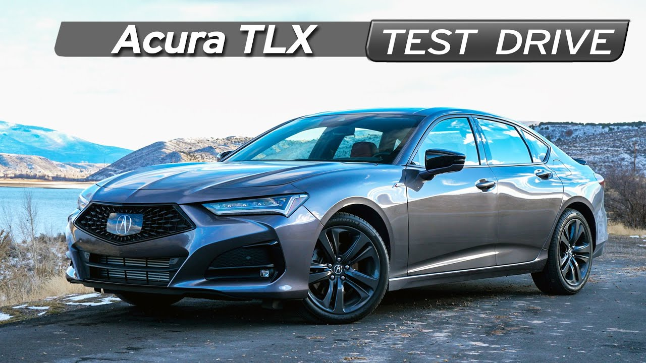 Acura TLX A-spec Review - More! - Test Drive   Everyday Driver