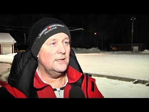 Göran Svensson - Canada - B World Cup Bandy