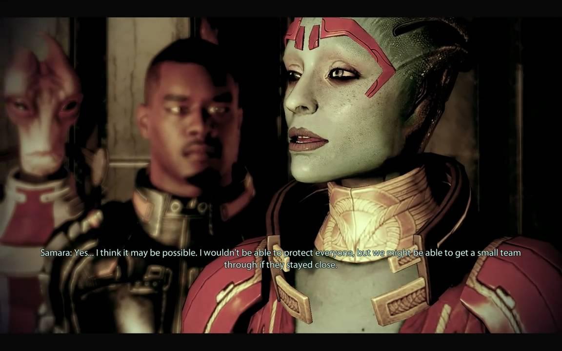 """Mass Effect 2"", HD Walkthrough On Insanity, Part 55"