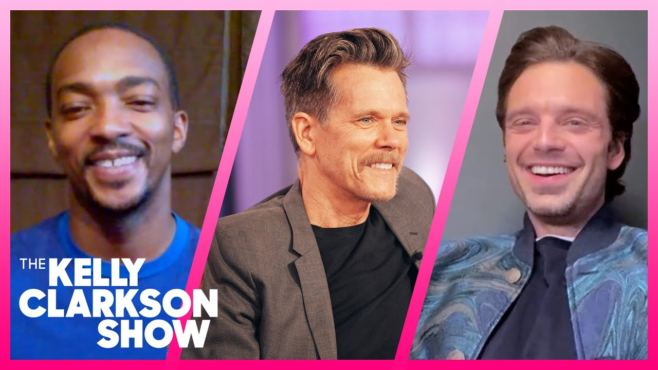 Most Talked About Moments | Kevin Bacon, Anthony Mackie & Sebastian Stan