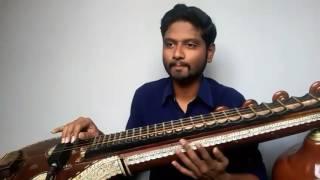 Bombe Helutaithe | Raajakumara | Veena Cover | Mahesh Prasad