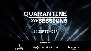 Quarantine Session's Special #1 (Voltage)