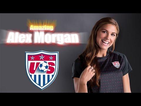 Amazing Alex Morgan ● Goals & Skills ● HD