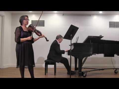 Mozart Violin Sonata