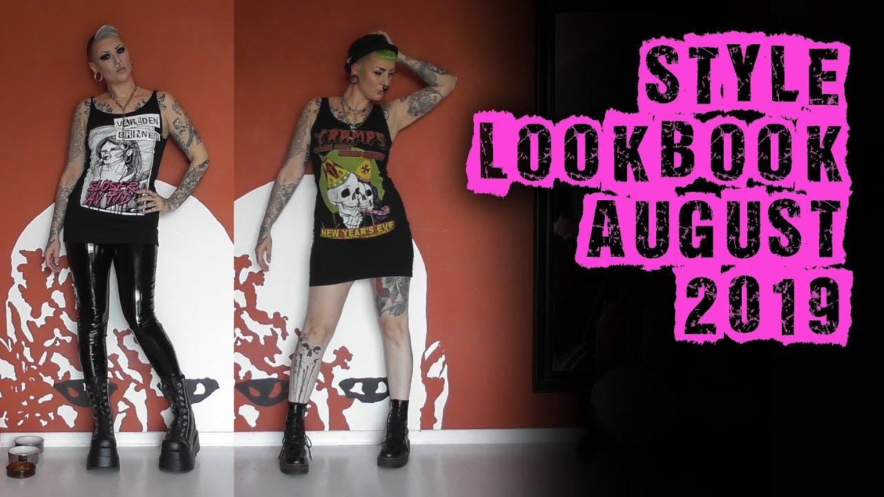 Style Lookbook August 2019 8