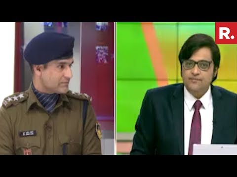 Baramulla's Hero Gul Junaid Khan Speaks To Arnab Goswami | #ProudToBeIndian