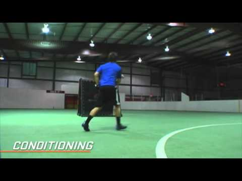 Goalrilla G Trainer - Lacrosse - Rebound Side