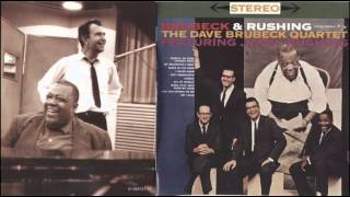 The Dave Brubeck Quartet featuring Jimmy Rushing - Evenin