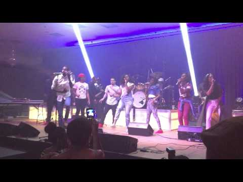 """1. Tye Tribbett """"I Want It All Back/Stand Out"""" - The Chosen Music Mentorship Conference 2015"""