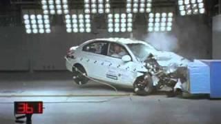 Краш тест Hyundai Accent 2006 (Ancap)